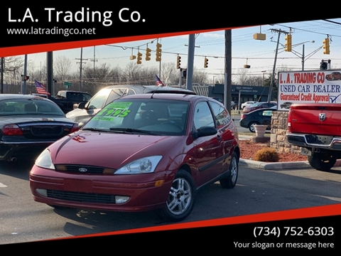 2000 Ford Focus for sale at L.A. Trading Co. in Woodhaven MI