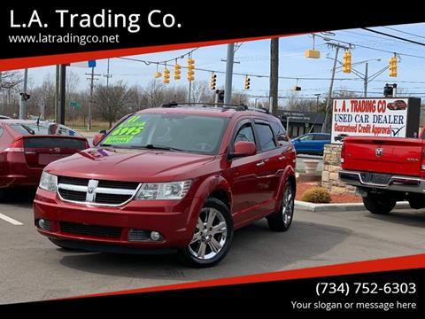 2010 Dodge Journey for sale at L.A. Trading Co. in Woodhaven MI