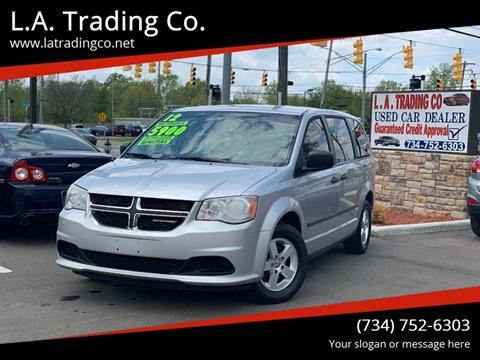 2012 Dodge Grand Caravan for sale at L.A. Trading Co. in Woodhaven MI