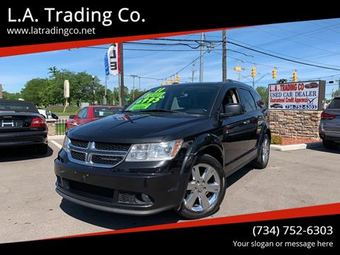 2011 Dodge Journey for sale at L.A. Trading Co. in Woodhaven MI