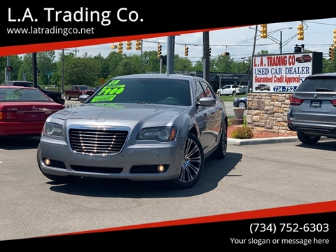 2013 Chrysler 300 for sale at L.A. Trading Co. in Woodhaven MI