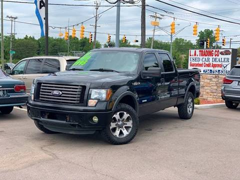 2012 Ford F-150 for sale at L.A. Trading Co. in Woodhaven MI