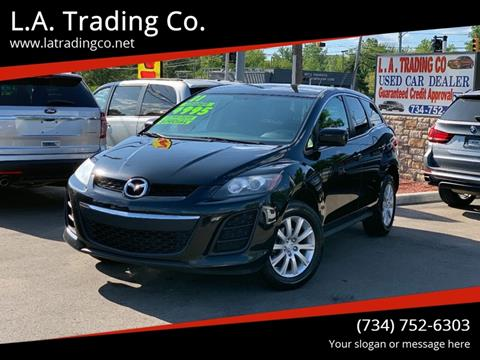 2010 Mazda CX-7 for sale at L.A. Trading Co. in Woodhaven MI