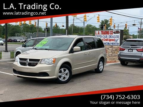 2013 Dodge Grand Caravan for sale at L.A. Trading Co. in Woodhaven MI