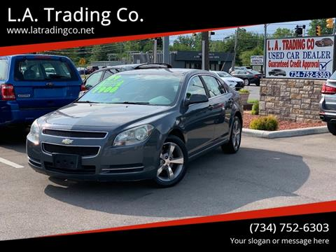 2009 Chevrolet Malibu Hybrid for sale in Woodhaven, MI