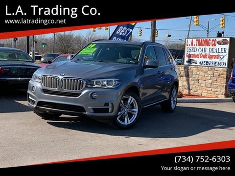 2014 BMW X5 for sale at L.A. Trading Co. in Woodhaven MI