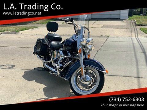 2013 Harley-Davidson Heritage Softail Classic for sale at L.A. Trading Co. in Woodhaven MI