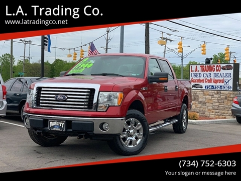 2010 Ford F-150 for sale at L.A. Trading Co. in Woodhaven MI