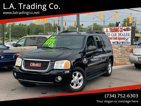 2004 GMC Envoy XL for sale at L.A. Trading Co. in Woodhaven MI
