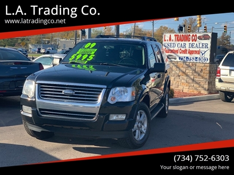 2009 Ford Explorer for sale at L.A. Trading Co. in Woodhaven MI