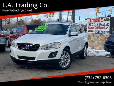 2010 Volvo XC60 for sale at L.A. Trading Co. in Woodhaven MI