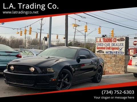 2014 Ford Mustang for sale at L.A. Trading Co. in Woodhaven MI
