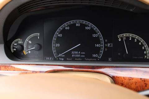 2008 Mercedes-Benz 450-Class