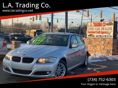 2010 BMW 3 Series 328i xDrive for sale at L.A. Trading Co. in Woodhaven MI