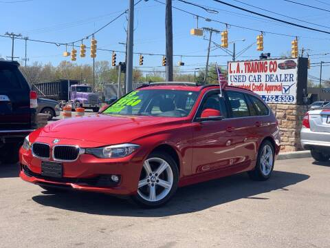2015 BMW 3 Series 328i xDrive for sale at L.A. Trading Co. in Woodhaven MI