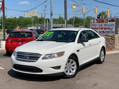 2012 Ford Taurus for sale at L.A. Trading Co. in Woodhaven MI