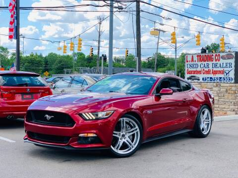 2017 Ford Mustang for sale at L.A. Trading Co. in Woodhaven MI