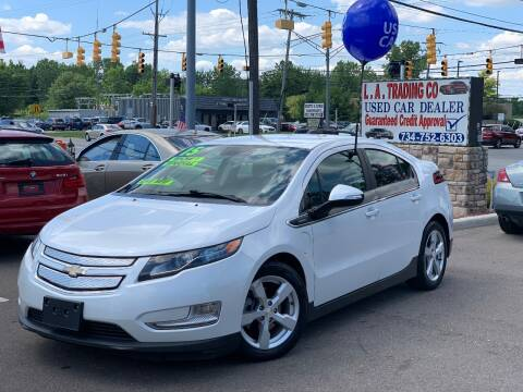 2015 Chevrolet Volt for sale at L.A. Trading Co. in Woodhaven MI