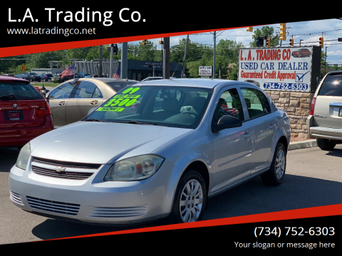 2009 Chevrolet Cobalt for sale at L.A. Trading Co. in Woodhaven MI
