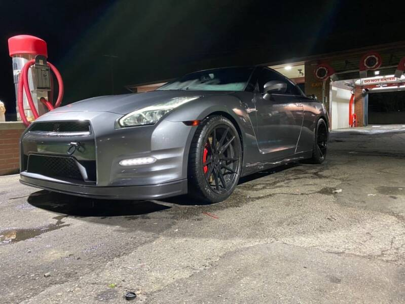 2015 Nissan GT-R for sale at L.A. Trading Co. in Woodhaven MI