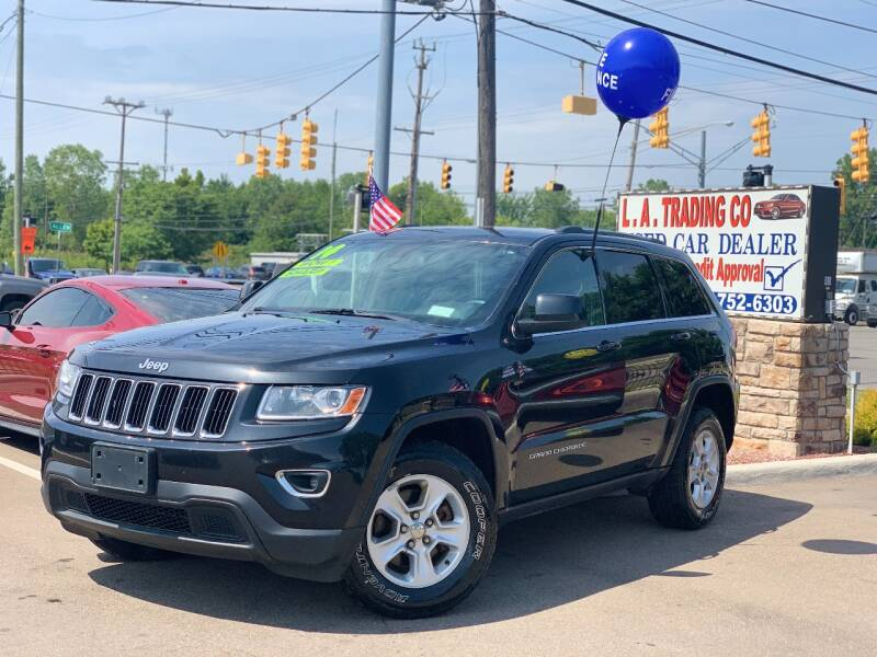 2014 Jeep Grand Cherokee for sale at L.A. Trading Co. in Woodhaven MI