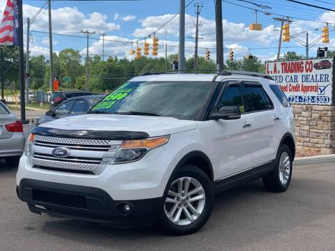 2011 Ford Explorer for sale at L.A. Trading Co. in Woodhaven MI