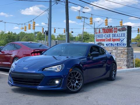 2013 Subaru BRZ for sale at L.A. Trading Co. in Woodhaven MI