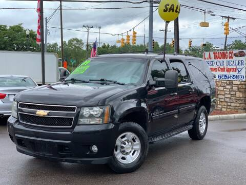 2009 Chevrolet Suburban for sale at L.A. Trading Co. in Woodhaven MI