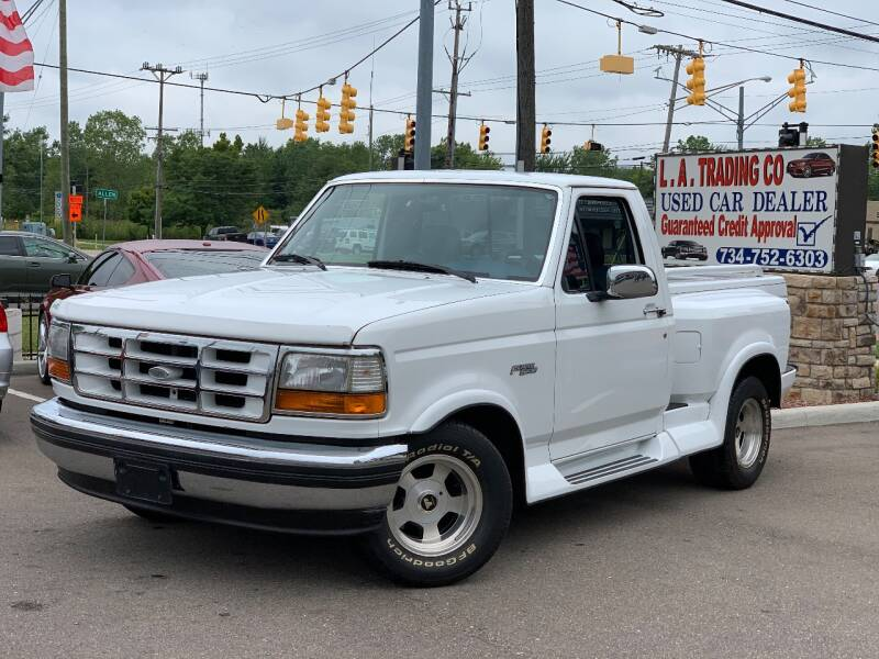 1994 Ford F-150 for sale at L.A. Trading Co. in Woodhaven MI