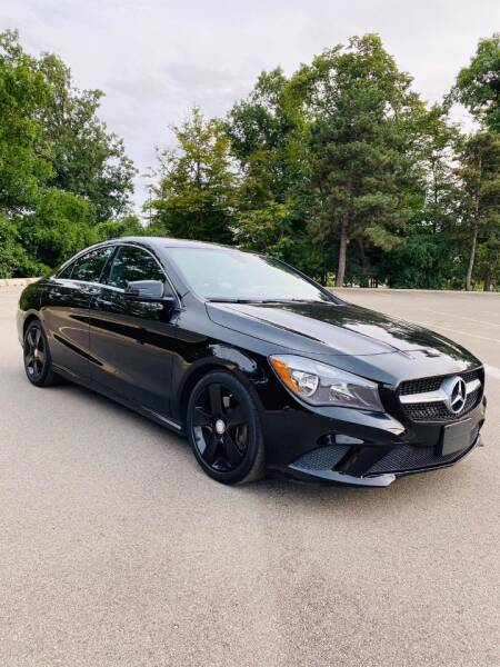 2016 Mercedes-Benz CLA for sale at L.A. Trading Co. in Woodhaven MI