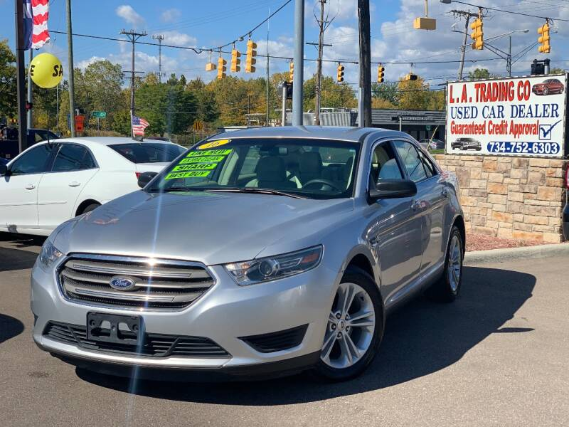 2016 Ford Taurus for sale at L.A. Trading Co. in Woodhaven MI