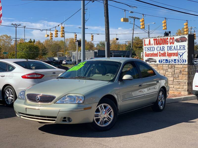 2005 Mercury Sable for sale at L.A. Trading Co. in Woodhaven MI