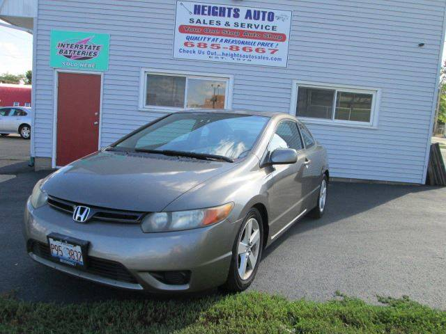 2006 Honda Civic EX 2dr Coupe W/Automatic   Peoria Heights IL