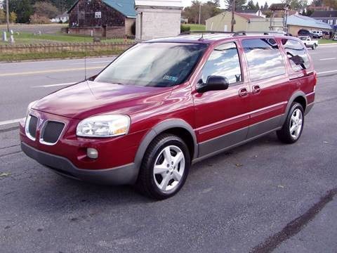 2005 Pontiac Montana SV6 for sale in Johnstown, PA