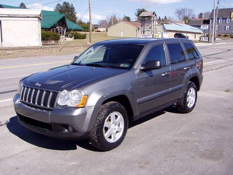 2008 Jeep Grand Cherokee for sale in Johnstown, PA