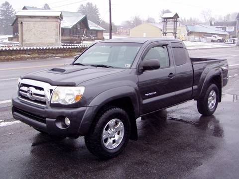 2009 Toyota Tacoma for sale at The Autobahn Auto Sales & Service Inc. in Johnstown PA