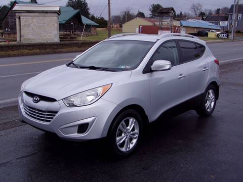 2012 Hyundai Tucson for sale at The Autobahn Auto Sales & Service Inc. in Johnstown PA