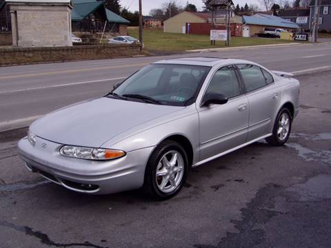 2004 Oldsmobile Alero for sale at The Autobahn Auto Sales & Service Inc. in Johnstown PA