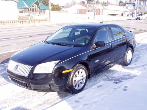 2008 Mercury Milan for sale at The Autobahn Auto Sales & Service Inc. in Johnstown PA