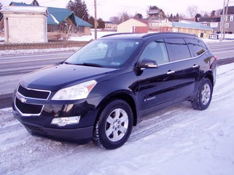 2009 Chevrolet Traverse for sale at The Autobahn Auto Sales & Service Inc. in Johnstown PA
