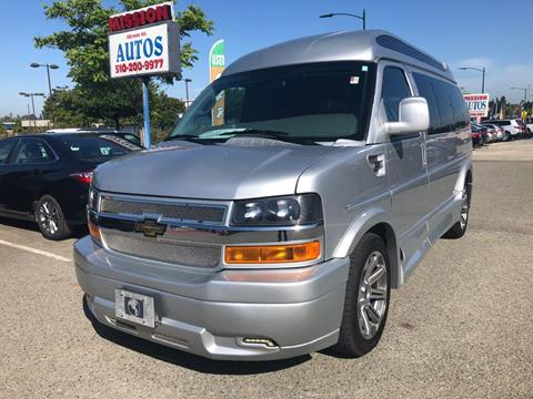 2017 Chevrolet Express Cargo for sale in Hayward, CA