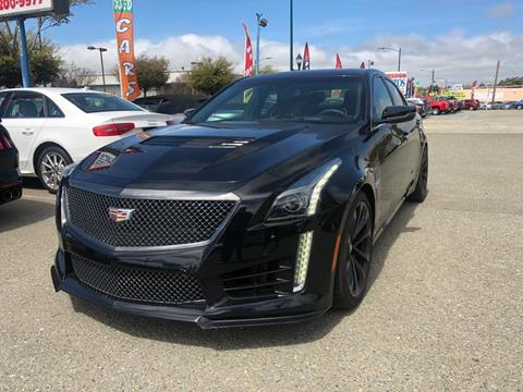 2018 Cadillac CTS-V for sale in Hayward, CA
