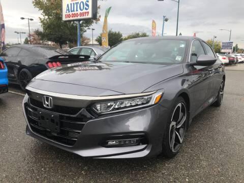 2018 Honda Accord for sale in Hayward, CA