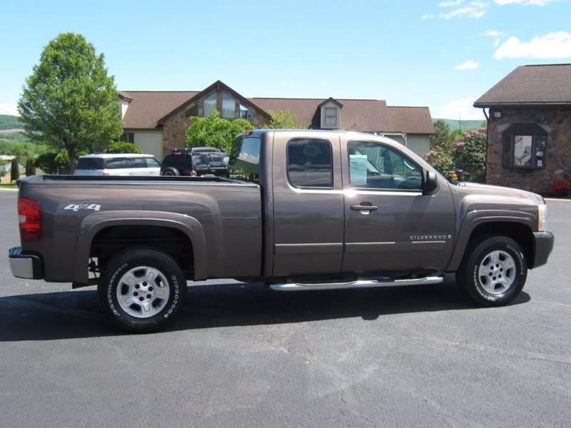 2007 Chevrolet Silverado 1500 LT1 4dr Extended Cab 4WD 6.5 ft. SB - Selinsgrove PA