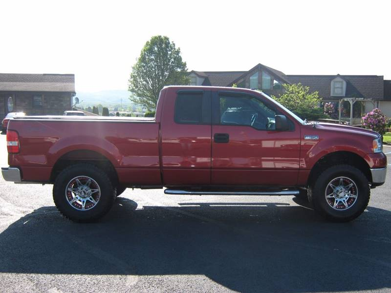 2008 Ford F-150 4x4 XLT 4dr SuperCab Styleside 6.5 ft. SB - Selinsgrove PA