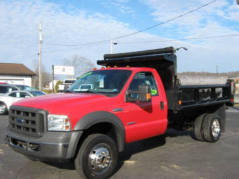 Ford Dump Trucks For Sale In Pa