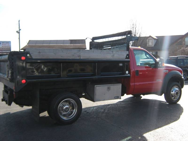 2005 ford f450 dump truck in selinsgrove pa beaver auto sales. Black Bedroom Furniture Sets. Home Design Ideas
