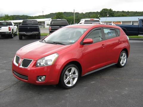 2010 Pontiac Vibe for sale in Selinsgrove, PA