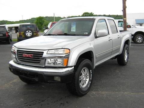 2010 GMC Canyon for sale in Selinsgrove, PA