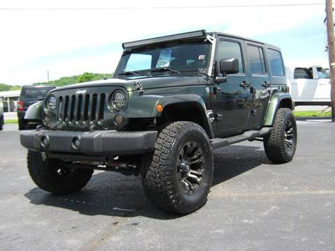 2011 Jeep Wrangler Unlimited for sale in Selinsgrove, PA